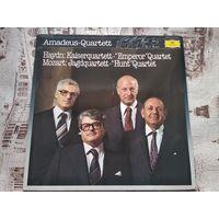 Пластинка Amadeus Quartett
