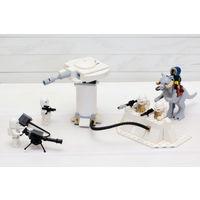 Lego Star Wars 7749 База Эхо. С инструкцией.