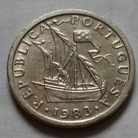 2,5 эскудо, Португалия 1983 г.