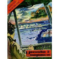 Журнал Техника-молодёжи, 1981, #3
