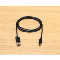 Кабель USB - Micro-USB-B. Длина: 1.00м. Чёрный цвет.