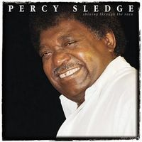 "Percy Sledge ""Shining Through The Rain"" (Audio CD - 2004)"