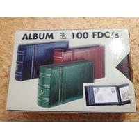 Альбом для конвертов C6 Lighthouse-Leuchtturm (синий)