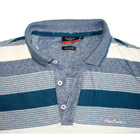Мужская футболка-рубашка-поло большого размера 56-58 фирмы Pierre Cardin (оригинал, Париж), почти новая, идеальное состояние