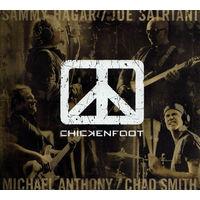 Chickenfoot 2009 (Audio CD) Joe Satriani, Sammy Hagar, M.Anthony, Ch.Smith (Hard Rock)