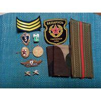 10 предметов из Вооруженных Сил.
