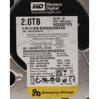 Жесткий диск,винчестер WD sata 2Тб серверный,повышенной надежности