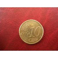 10 центов 2000 года Финляндия