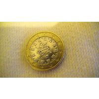 Португалия 1 евро 2008г. распродажа