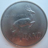 ЮАР 1 ранд 1988 г. (d)