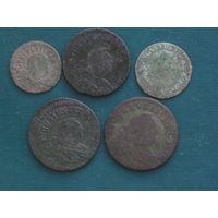 Монетки августа