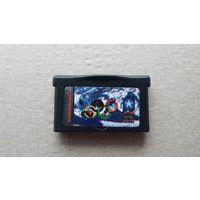 Картридж GameBoy Advance Сочи 2014