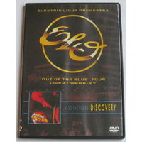 Electric Light Orchestra - Out Of The Blue Tour Live At Wembley / Discovery (1998, 2 в 1 DVD-5)