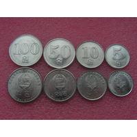 Корея Северная/КНДР набор 2005 UNC