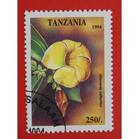 Танзания 1994г. Флора.