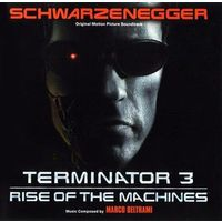 Terminator 3: Rise Of The Machines  [Soundtrack] СD