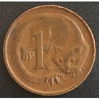 Австралия, 1 цент 1970
