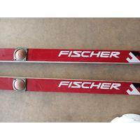 Лыжи FISHER  (пластик) CCCP