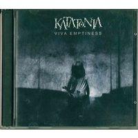 CD Katatonia - Viva Emptiness (2003) Alternative Rock, Goth Rock, Heavy Metal