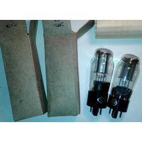 Радиолампы 5Ц4С,в упаковках,2 шт. одним лотом