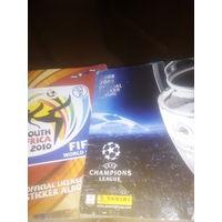 Альбомы для наклеек лига чемпионов 2008/09, чм-2010