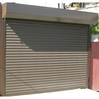 Двое новых в упаковке ворот секционных подъемных  4 и 5 панельные гаражные или промышленные новып