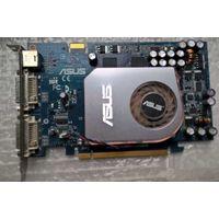 Видеокарта ASUS GeForce 7600 GT 560Mhz PCI-E 256Mb