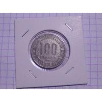 Камерун 100 франков 1975г.*km17