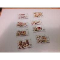Гвинея марки