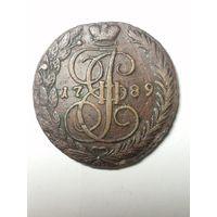 5 копеек 1789
