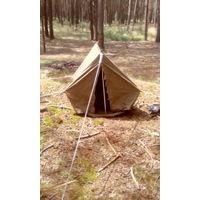 Палатка туристическая советская