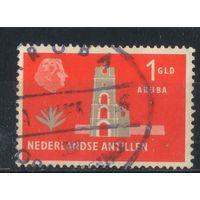 NL Колонии Нидерландские Антилы 1958 Антильские острова Аруба Стандарт #82