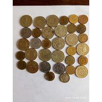 Монеты Филлиппины с рубля.