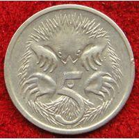 7313:  5 центов 2000 Австралия