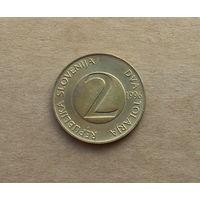 Словения, 2 толара 1996 г.
