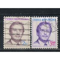 Чехия 1993-4 Вацлав Гавел Стандарт #3,70