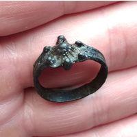 Кольцо старинное -2