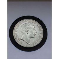 5 марок 1898 Пруссия