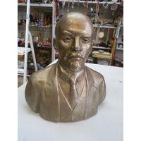 Ленин, силумин, 22 см. Ск. Мурзин, 1983 г.