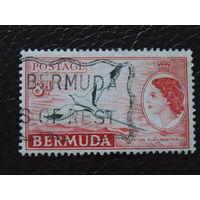 Бермудские острова 1955 г.
