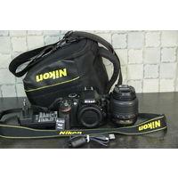Зеркальная камера Nikon D3200 Kit 18-55mm VR (24.2 Мп).