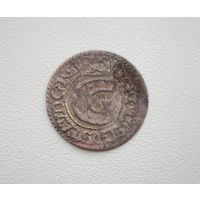 Solidus (Shilling) 1656г. Карл X Густав. С 1 рубля.