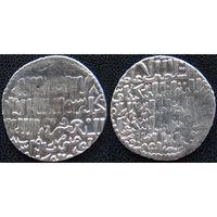 YS: Сельджуки, Румский султанат, Кейкаус II, Кылыч-Арслан IV и Кейкубад II, 13 век, 1 дирхам 1248-1257 (646-655AH), без звезды, серебро