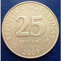 25 сентимо 2009 ФИЛИППИНЫ