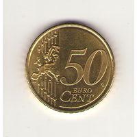 Финляндия 50 евроцентов 2012 год