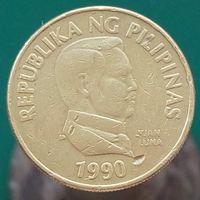 25 сентимо 1990 ФИЛИППИНЫ