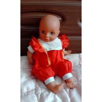 Кукла пупс большой