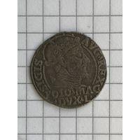 Грош Сигизмунда августа 2-го 1548г R