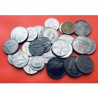 27 монеток Италии