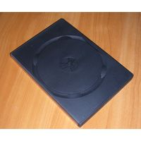 Коробка для 1 или 2 cd/dvd дисков
